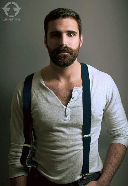 09 50 Best Beard Styles for A Masculine Look