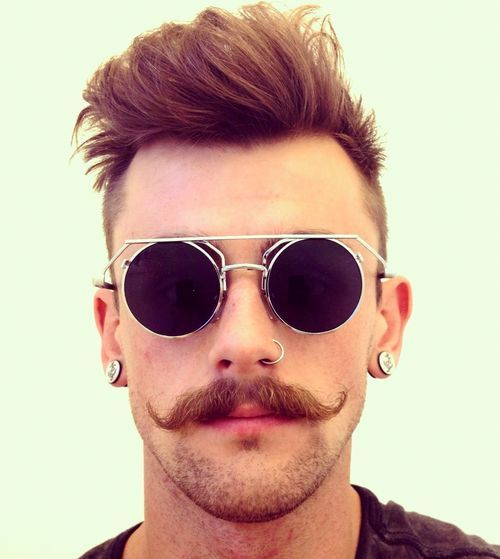 1-1 40 Best Handlebar Mustache Styles to Look Sharp [2019]