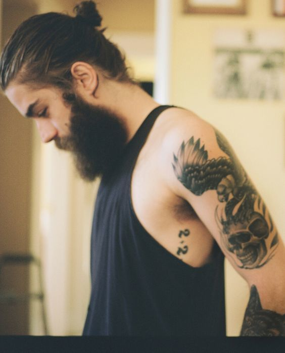 12 50 Best Beard Styles for A Masculine Look