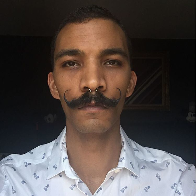How To Grow A Handlebar Mustache That Looks Masculine