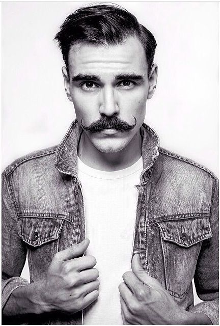 2-1 40 Best Handlebar Mustache Styles to Look Sharp
