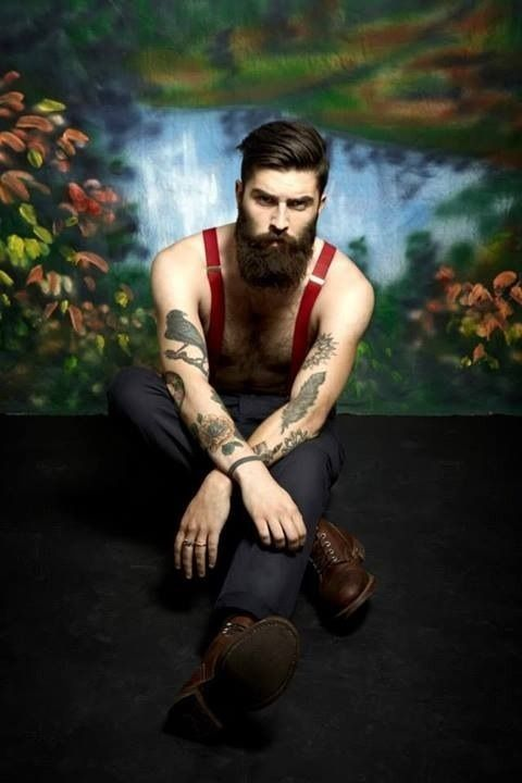 21-2 50 Best Beard Styles for A Masculine Look