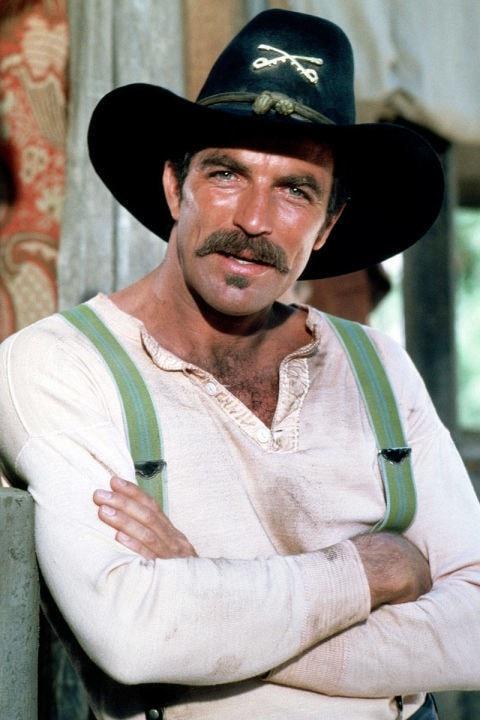 vintage Creepy Mustaches for men