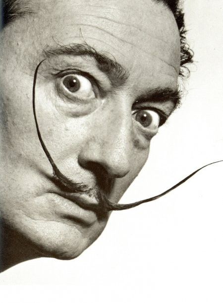 dali-mustache 70 Hottest Mustache Styles for Guys Right Now