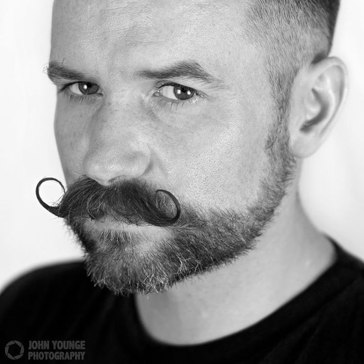handlebar-3 How to Grow A Classy Handlebar Mustache - Masculine Look