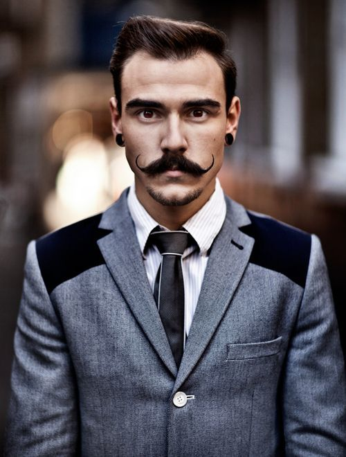 handlebar-mustache-13 40 Best Handlebar Mustache Styles to Look Sharp