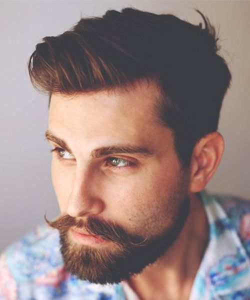 handlebar-mustache-5 40 Best Handlebar Mustache Styles to Look Sharp [2019]