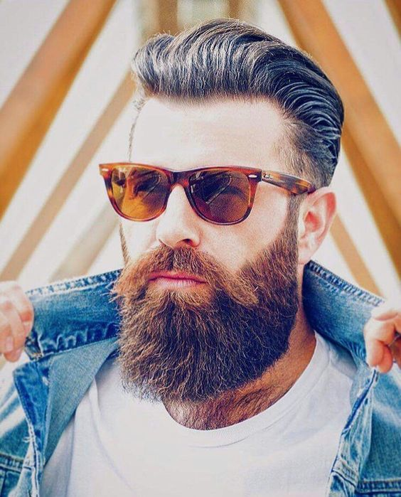 15 fun to make hipster mustaches for bold men beardstyle - Style de barbe 2016 ...