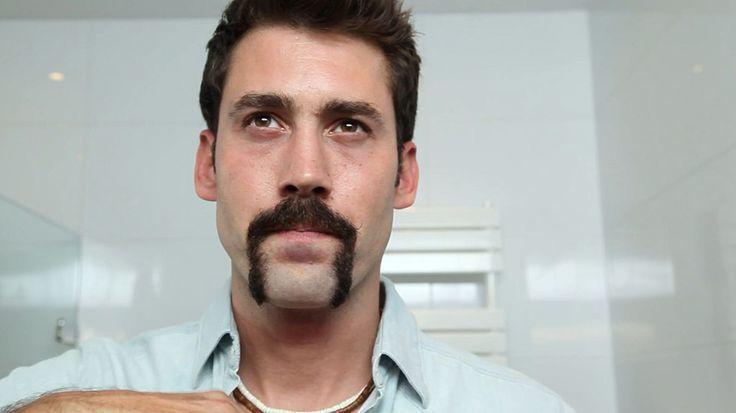 horseshoe-mustache-5 12 Horseshoe Mustaches To Bring You Luck