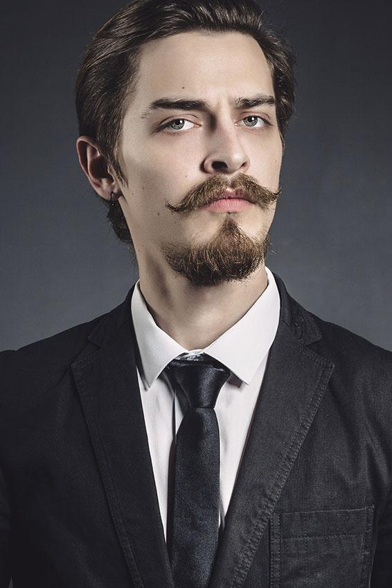 mustache-with-goatee-1 30 Mustache and Goatee Styles That Make Men Look Better