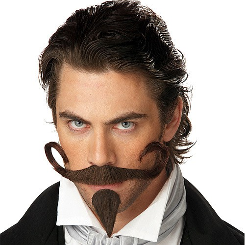 mustache-with-goatee-3 30 Mustache and Goatee Styles That Make Men Look Better