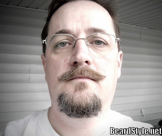 mustache-with-goatee-4 30 Mustache and Goatee Styles That Make Men Look Better