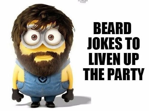 7 Beard Jokes to Liven Up Your Party
