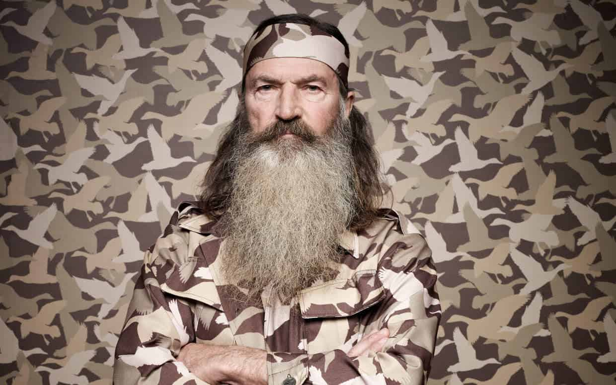 Duck Dynasty Family Making Long Beards A Fashion Statement