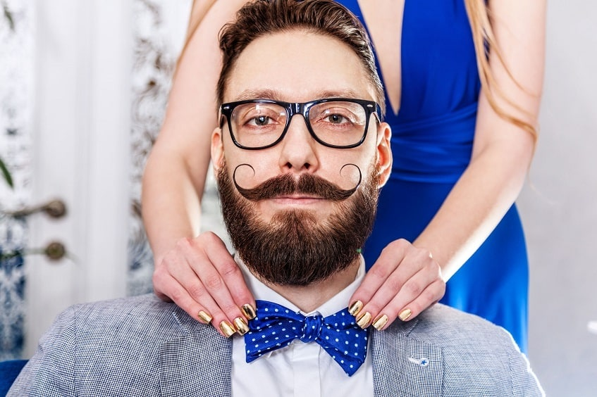 1 40 Best Handlebar Mustache Styles to Look Sharp