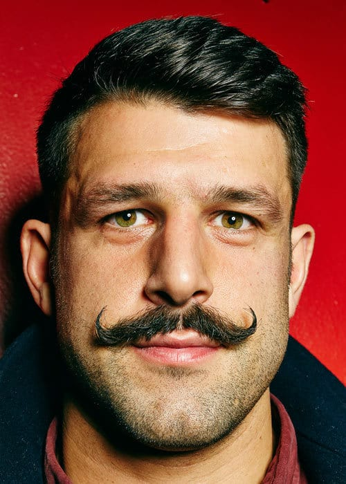 2 40 Best Handlebar Mustache Styles to Look Sharp