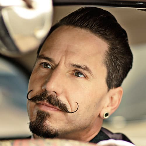 3 40 Best Handlebar Mustache Styles to Look Sharp