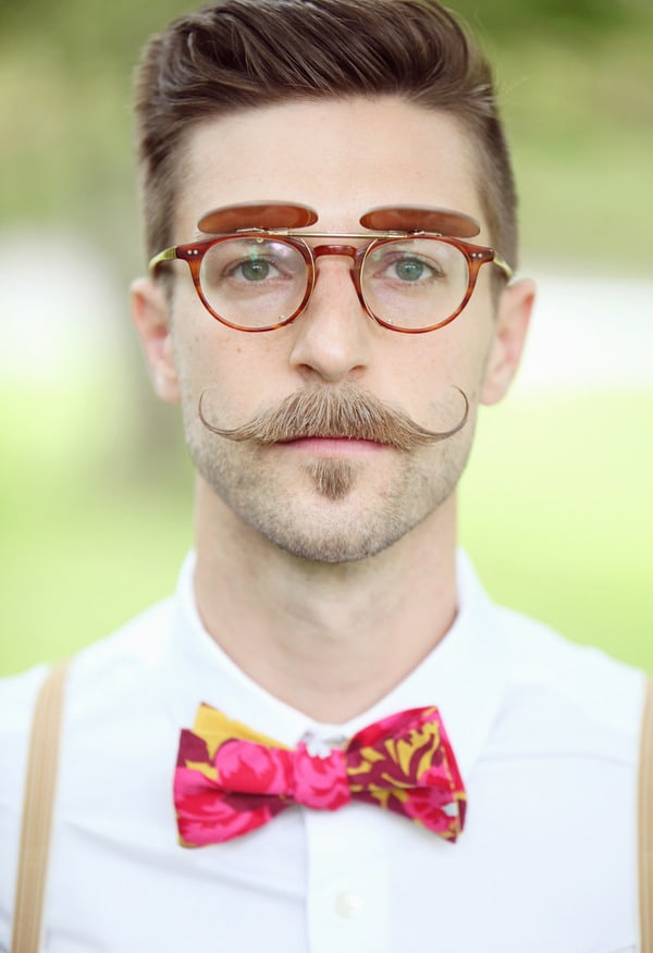 4 40 Best Handlebar Mustache Styles to Look Sharp
