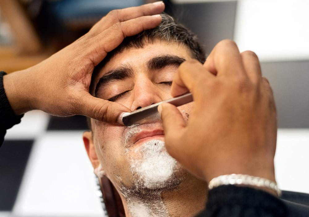 Shave Your Mustache Off