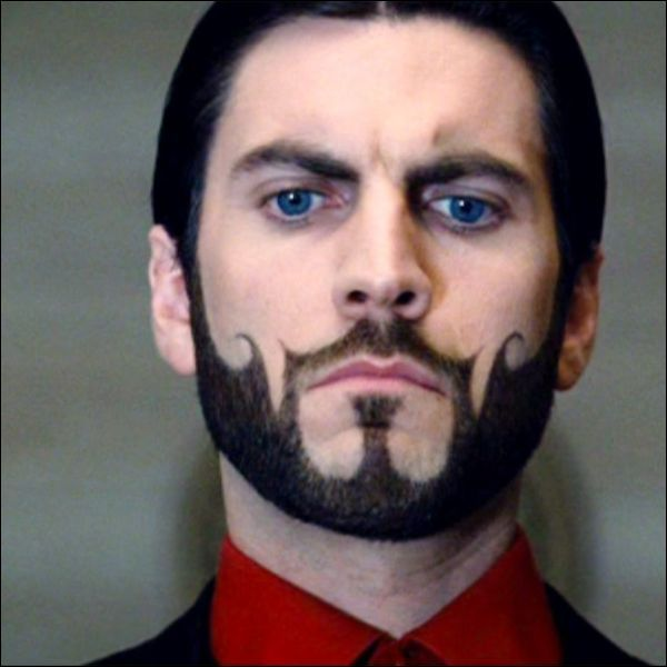 beard shape