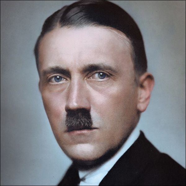 hitler-toothbrush-mustache-style-2 28 Hitler or Toothbrush Mustaches That Are Back In 2020