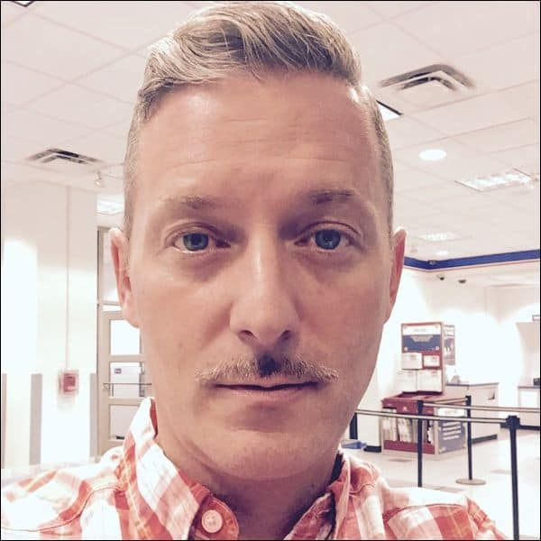 pencil-thin-mustache-16 Top 30 Pencil Thin Mustache Styles for 2021