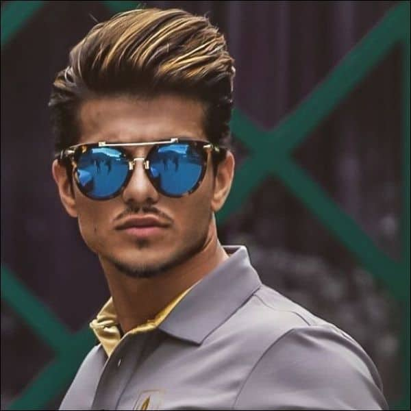 pencil-thin-mustache-20 Top 30 Pencil Thin Mustache Styles for 2020