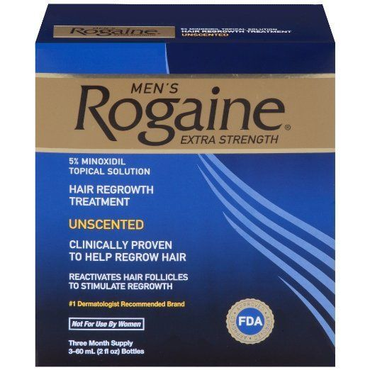 rogaine-grow-beard Good or Bad: Does Rogaine Really Help Grow a Beard?