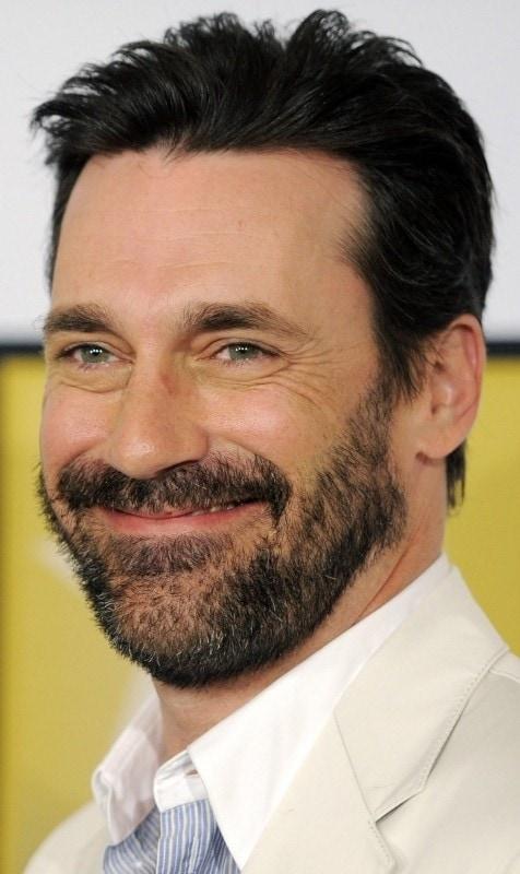 Long Stubble beard style for men