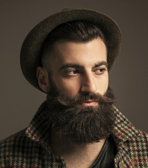 Beard-Plus-Mustache-Styles-4 31 Manliest Beard and Mustache Styles