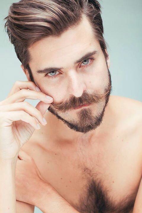Beard-Plus-Mustache-Styles-7 31 Manliest Beard and Mustache Styles