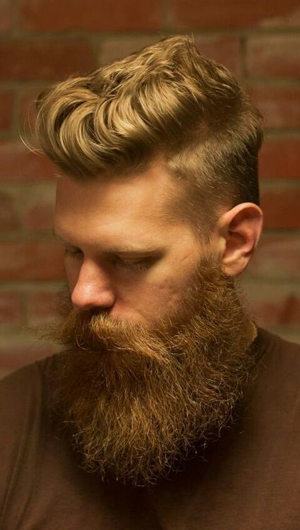 Blonde-Beard-Styles-19 15 Best Blonde Beards to Try Right Now