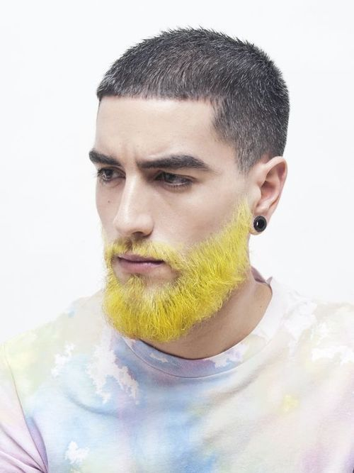 Colorful-Beards-2 10 Colorful Beards That'll Turn Some Heads