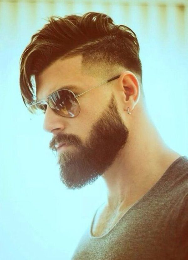 Design-Ideas-for-to-Try-With-Your-Beard-17 70 Latest Beard Design Ideas to Look Handsome