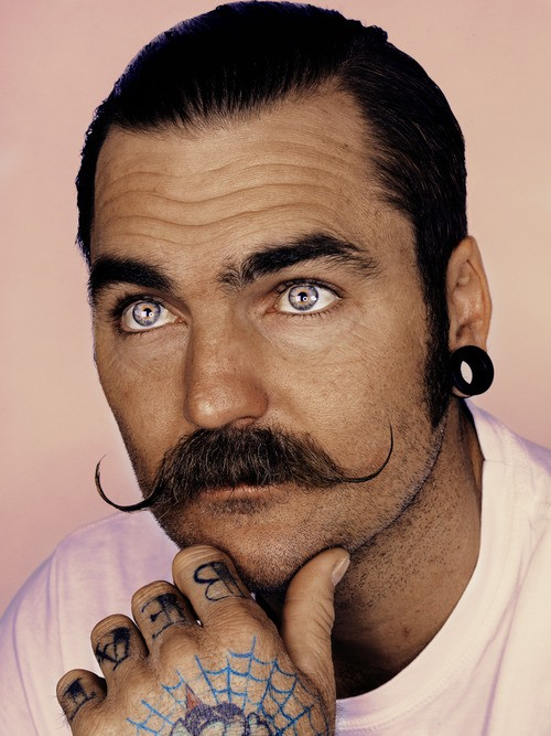 Thick-and-Bold-Manly-Mustaches-2 5 Impressively Thick and Bold Mustaches
