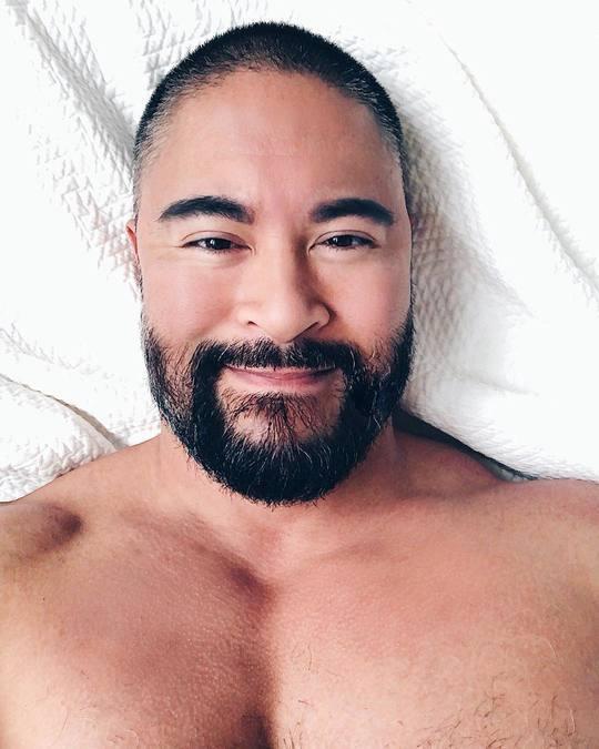asian-beard-design-18 55 Coolest Asian Beard Designs - Upgrade Your Beard Style