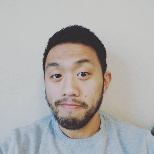 asian-beard-design-21 55 Coolest Asian Beard Designs - Upgrade Your Beard Style
