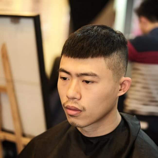 asian-beard-design-22 55 Coolest Asian Beard Designs - Upgrade Your Beard Style