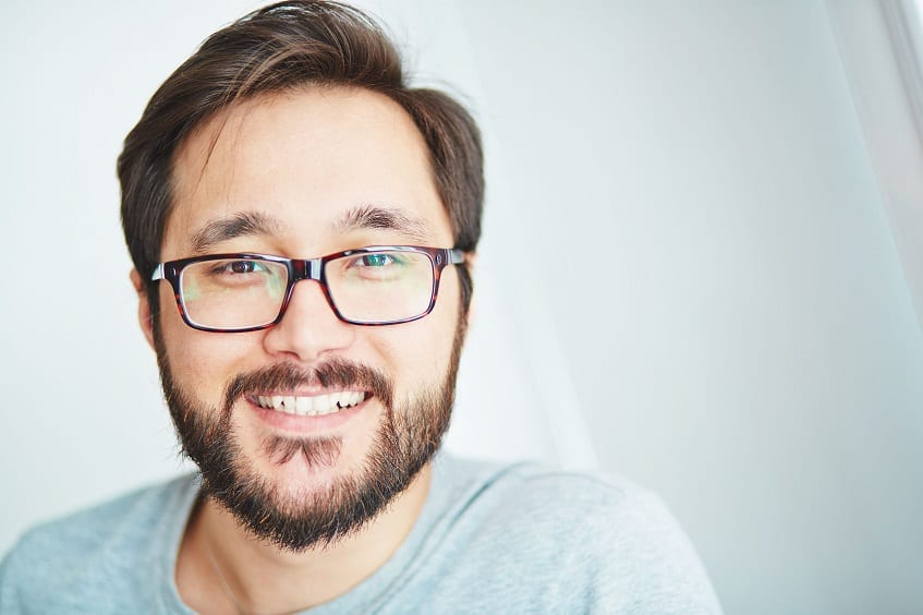 asian-beard-design-23 55 Coolest Asian Beard Designs - Upgrade Your Beard Style