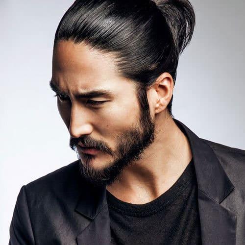 asian-beard-design-6 55 Coolest Asian Beard Designs - Upgrade Your Beard Style
