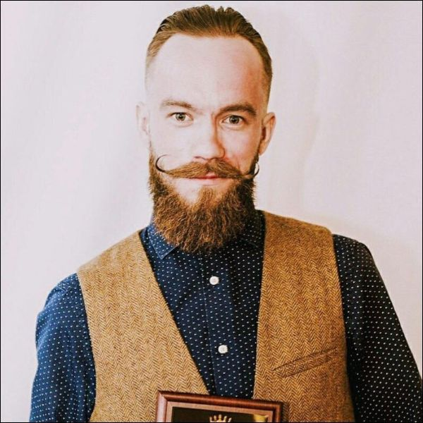 beard-designs-47 70 Latest Beard Design Ideas to Look Handsome