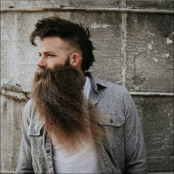 beard-designs-48 70 Latest Beard Design Ideas to Look Handsome