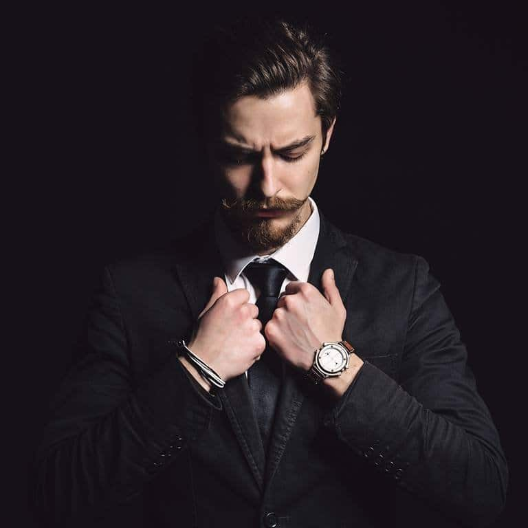 mustache-styles-for-men 70 Hottest Mustache Styles for Guys Right Now [2020]