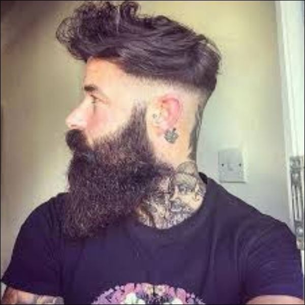 neckbeards-30 70 Cool & Simple Neck Beards for Men