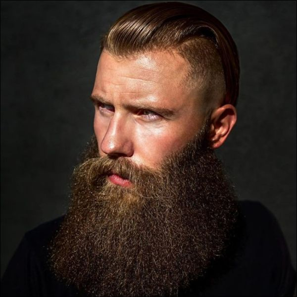 neckbeards-31 70 Cool & Simple Neck Beards for Men
