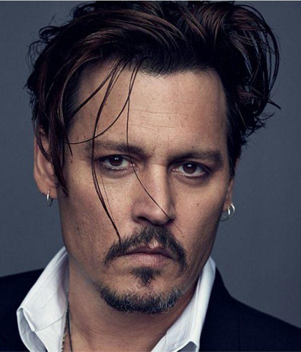 Depp Style beard for men