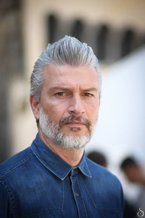 white-beard-Styles-7 6 Cool White Beards That'll Make You Look Handsome