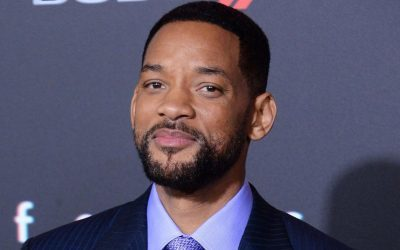 Will Smith Beard