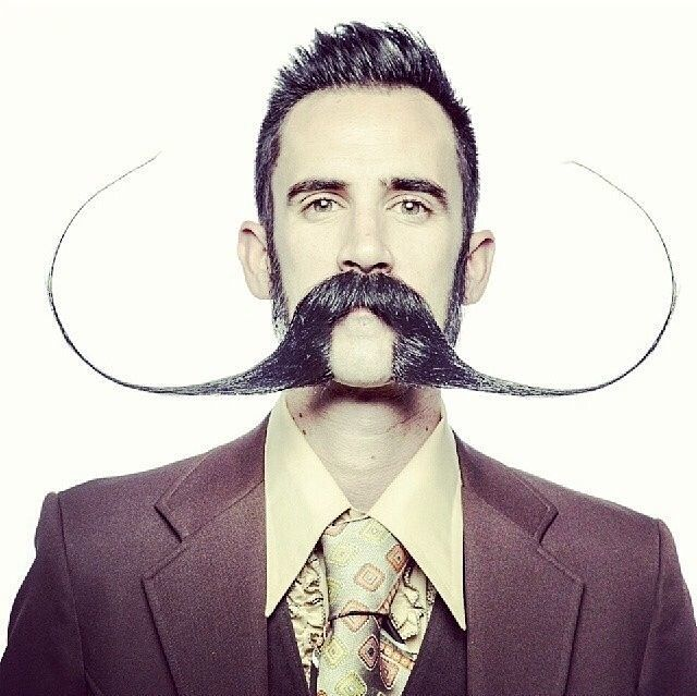Fu-Manchu-1 5 Most Popular Fu Manchu Mustache Styles of All Time