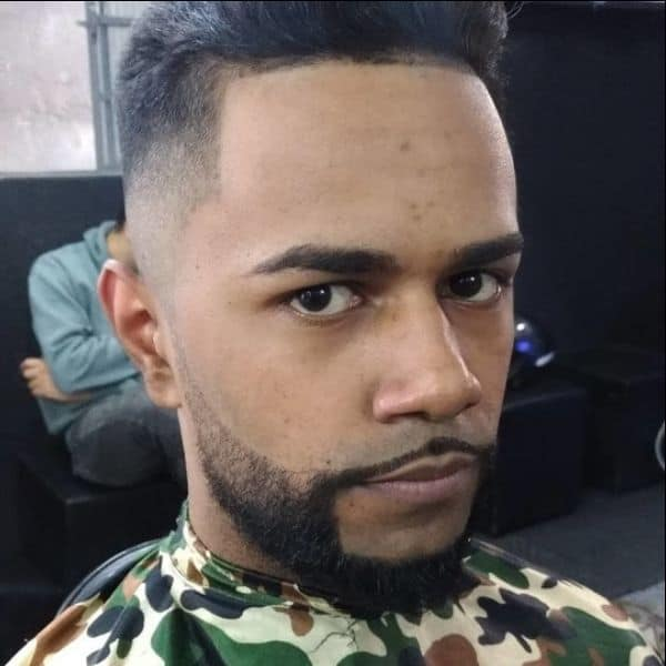 short-boxed-beard-12 21 Sensational Short Boxed Beards [2019]